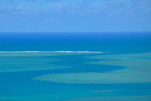 Lagune von Rodrigues