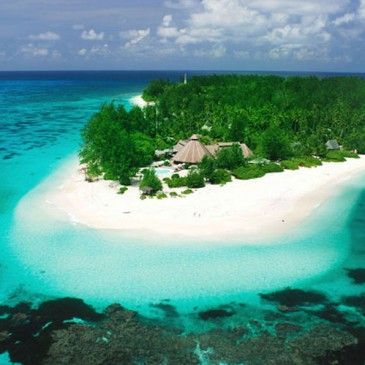 Seychellen Denis Private Island auf Denis Island