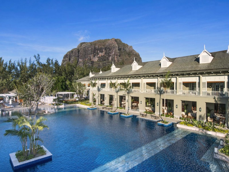 The St Regis Mauritius Eleganter Kolonialstil Am