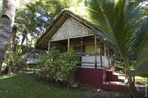 Jardin Maoré Bungalow