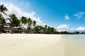 Mauritius Strand Trou aux Biches