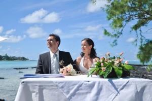 Hochzeit ganz privat auf Mauritius