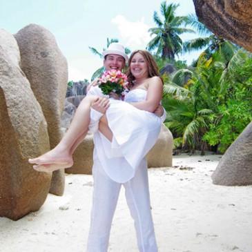 Heiraten auf der Insel