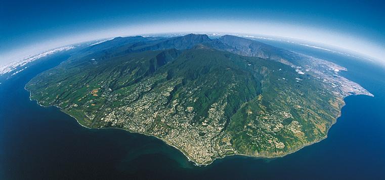 Insel La Reunion