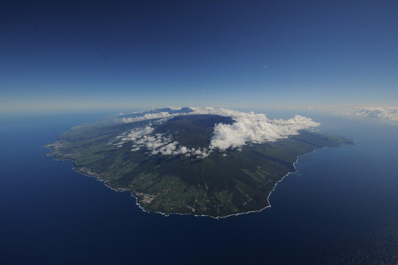 Le Reunion Landschaft Indischer Ozean Urlaub