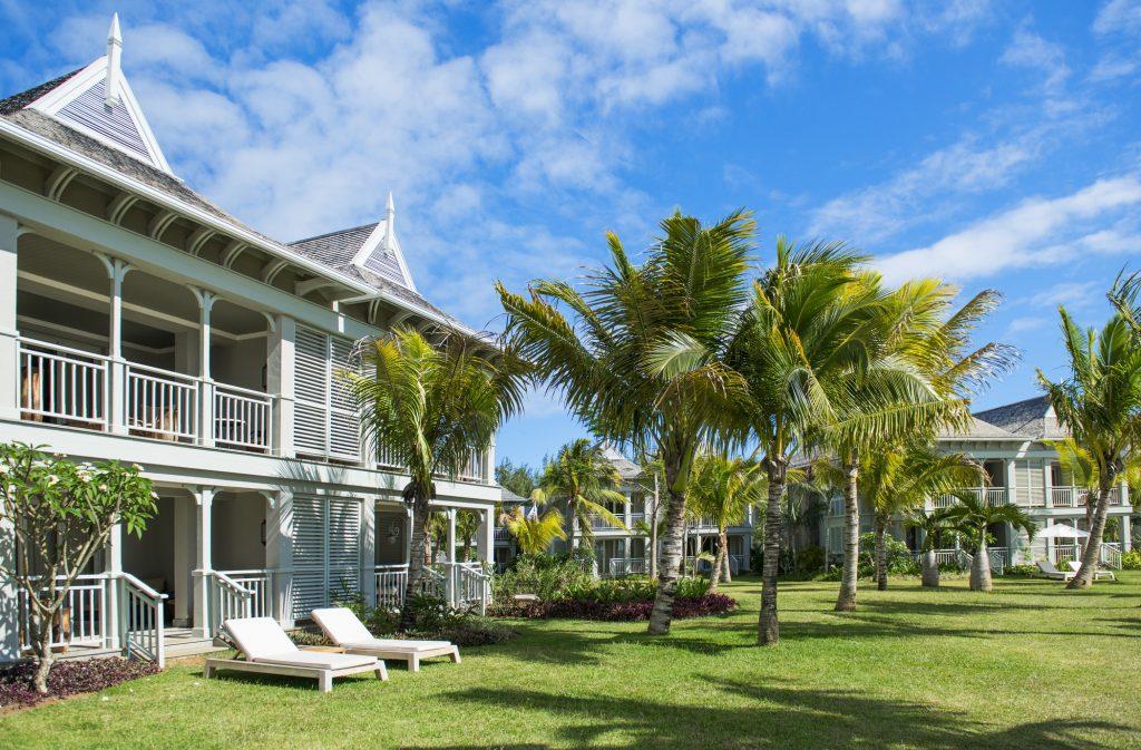 Luxus pur im Spitzenhotel The Saint Regis Mauritius