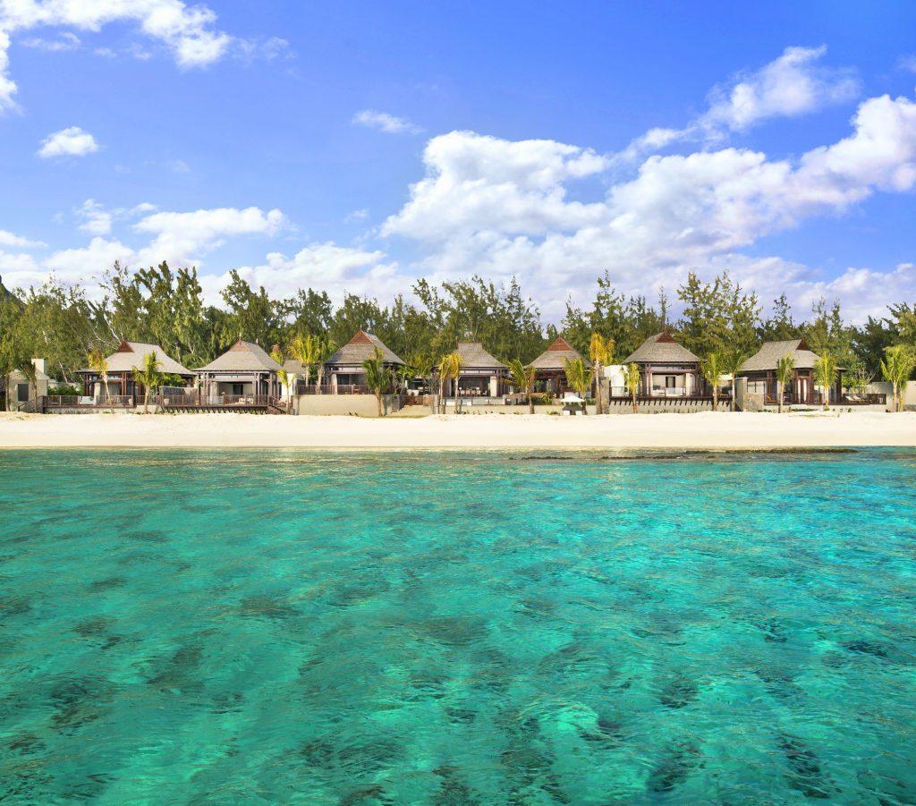 Am Traumstrand von Le Morne : The St. Regis Mauritius