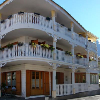 Le Tsilaosa Charming Hotel in Cilaos La Reunion