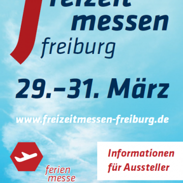 Freizeitmesse Freiburg 2019