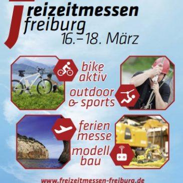Freiburg Freizeitmesse 16.-18. März Ferienmesse