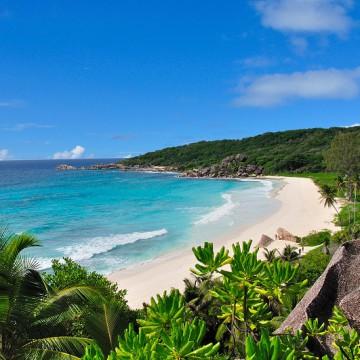 Honeymoon Urlaub auf den Seychellen