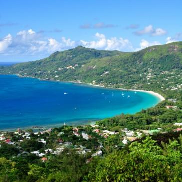 Informationen über die Seychellen Insel Mahe und die Strände auf Mahe