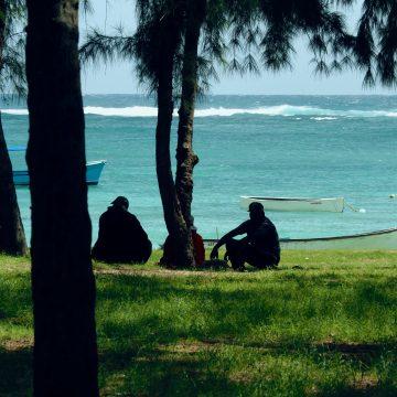 Weihnachen 2019 im Indischen Ozean auf der Insel Rodrigues