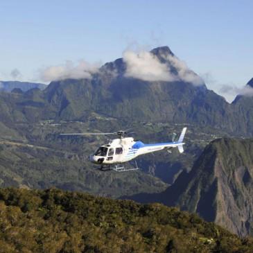 Speziell Heli-Angebot – La Réunion