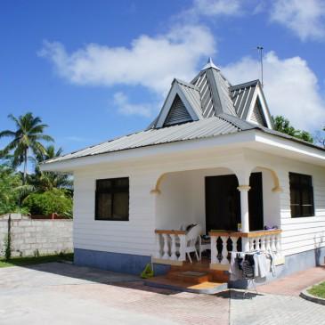 Ein Reisebericht. Der erste Tag Richtung Seychellen.